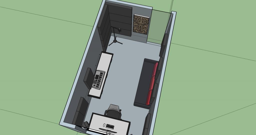 Projekt izolacji akustycznej buka