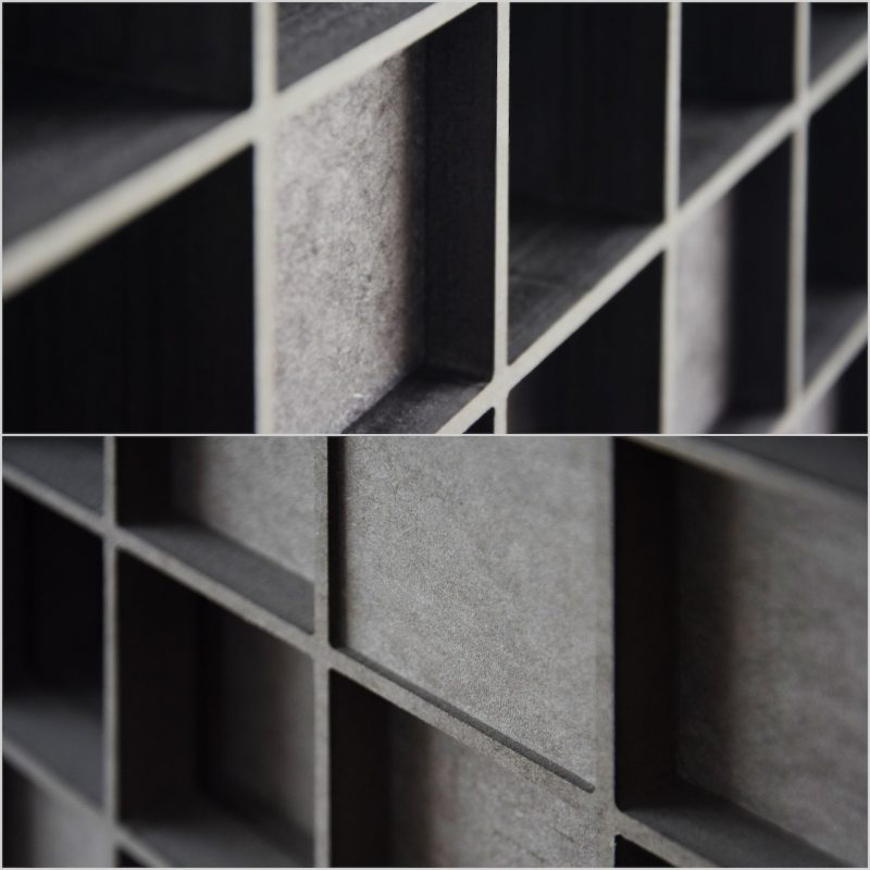 Dyfuzor 2D QRD Tiles
