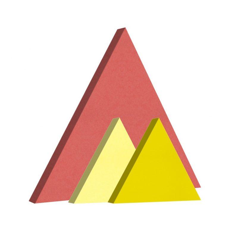 Foamly Triangle